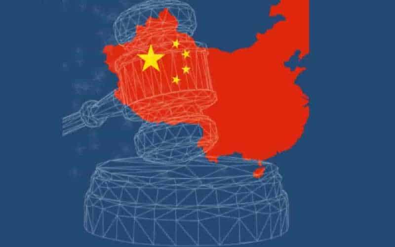 COMO ESTÁ O AVANÇO TECNOLÓGICO JURÍDICO NA CHINA